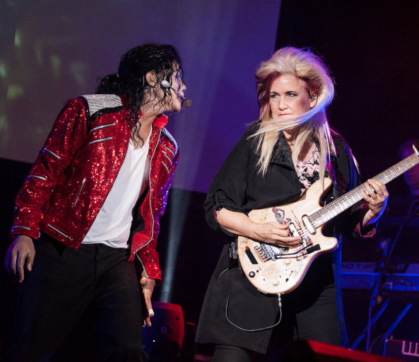 King Of Pop With Jennifer Batten Eventswhatson Com What S On Guide