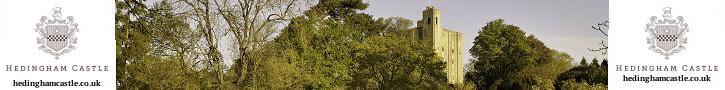 Hedingham Castle – Header Banner