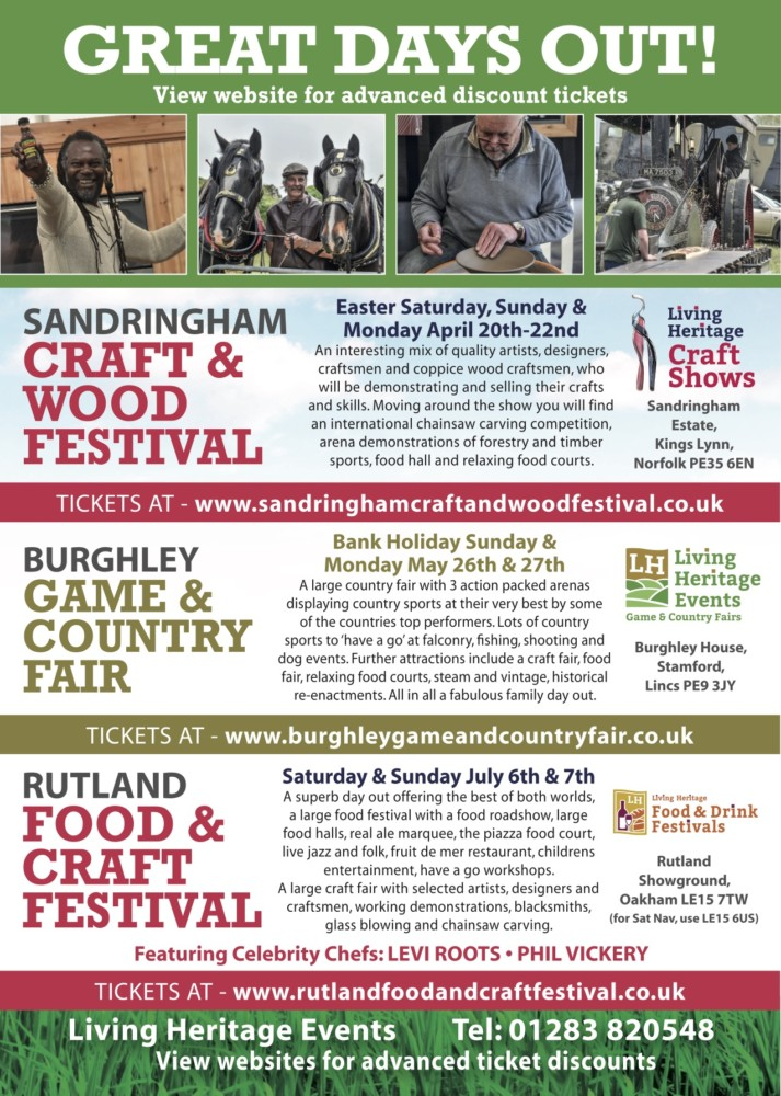 Living Heritage 2019 Events In The East of England - Eventswhatson
